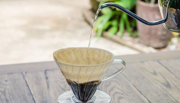 Drip-coffee