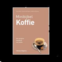 Boek Minibijbel Koffie