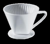 Cilio Koffiefilter Porselein Nr.04